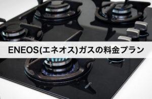 ENEOS(エネオス)ガスの料金プラン|東京ガスに比べていくら安いの?
