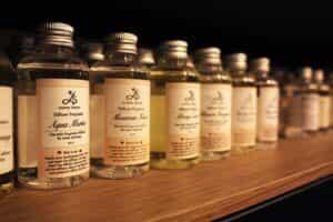 予防対策⑥ アロマオイルを活用する