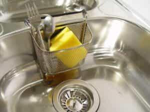 予防対策① 水回りを清潔に保つ